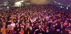 Nacht Fan De Walden | Zaterdag 7 maart 2020 | De Sannen Drogeham | Website | Header Foto Tent