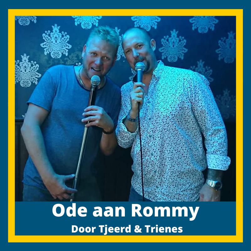 Nacht Fan De Walden | Zaterdag 7 maart 2020 | De Sannen Drogeham | Line-up | Tjeerd & Trienes Henstra
