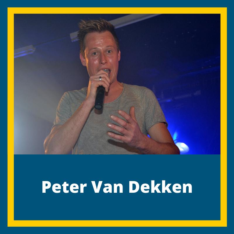 Nacht Fan De Walden | Zaterdag 7 maart 2020 | De Sannen Drogeham | Line-up | Peter van Dekken